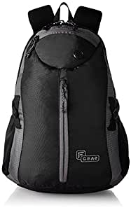 F Gear Slog V2 27 Ltrs Grey Casual Backpack (2333)