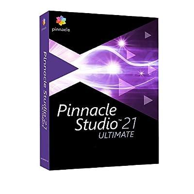 Pinnacle 21|Ultimate|1 appareil|1 An|PC|Disque de Corel - Logiciels