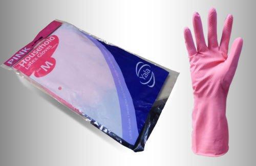 yala-flock-gefuttert-pink-haushalt-latex-handschuhe-8-medium