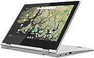 """Lenovo Chromebook C340, Laptop met touchscreen van 11.6"""" HD IPS (Intel Celeron N4000 Double Core, 4GB RAM"""