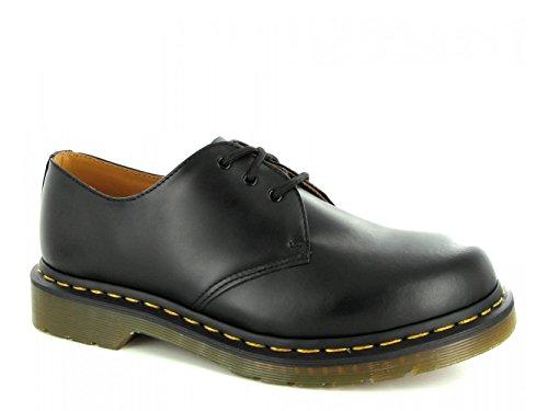 Dr Martens 1461Z 3 Eye Shoe Crazy horse Gaucho 11838201 Schwarz