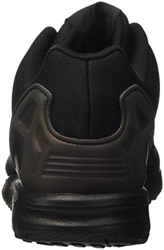adidas Zx Flux, Scarpe da Ginnastica Uomo Nero (Cblack/Cblack/Cblack)