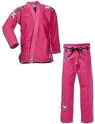 Ju-Sports de Amazona–BJJ GI Extreme 2.0Rosa, color rosa, tamaño F2 (160)