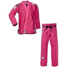 Ju-Sports de Amazona–BJJ GI Extreme 2.0Rosa, color rosa, tamaño F3 (170)