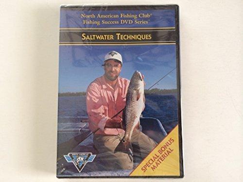 North American Fishing Club Fishing Success DVD Series - Saltwater Techniques DVD