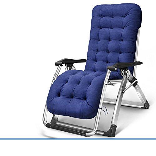 L&J Inclinable réglable avec Appui-tête,Chaise Salons Portable Pliante chaises pour Patio Bureau Plage Piscine Piscine Jardin Jardin Balcon Pique-Nique,200kg de Charge-F