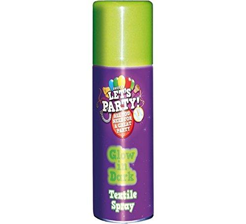 Fancy Dress Glow in The Dark Spray (Kostüm)