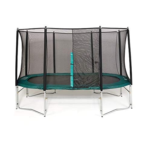 Pack Trampoline Ovale + Accessoires - Gamme Ovalie - 430 cm - France Trampoline