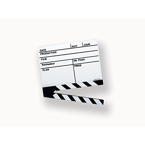 Creativa disciplinata–Vero Clap Cinema francese Pro usato  Spedito ovunque in Italia