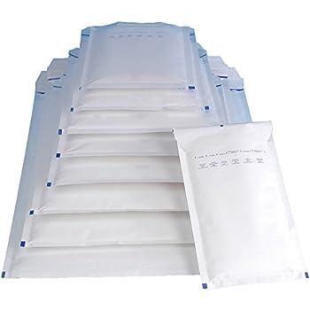 50 Luftpolster-Versandtaschen 4 D Luftpolstertaschen weiß Größe 14D
