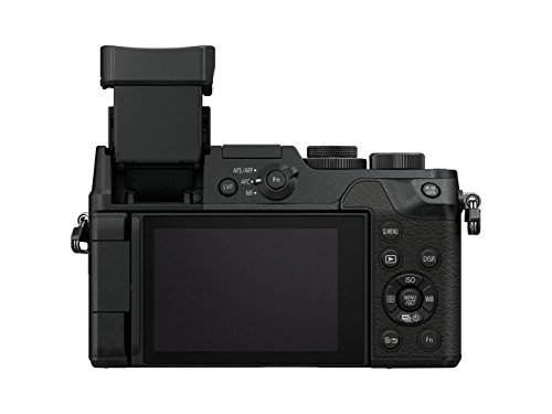 Panasonic Lumix DMC-GX8 Fotocamera Mirrorless Digitale a Obiettivo Singolo Intercambiabile, Nero