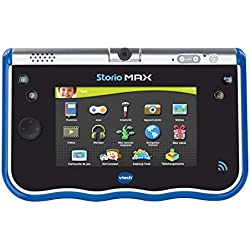 "Vtech - 183805 - Tablette Tactile - Storio Max 5"" - Bleu"