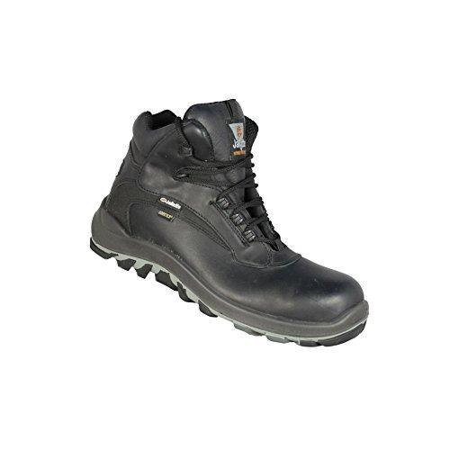 Jallatte Jalbois Sas S3 Wr Src Sapatos De Segurança Trabalhar Sapatos De Preto