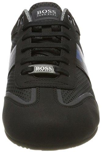 BOSS Green Herren Lighter_Lowp_Tech Sneaker Schwarz (Black)