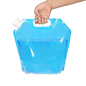 415b%2Bv2Vo5L. SS300  - Boli 5 Litres Collapsible Water Tank Water Container Water Carrier- Food Grade.BL-6016-E-5L