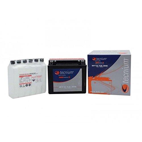 TECNIUM - Batería BTX4L-BS (Sustituye 4821)