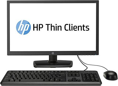 HP t310 All-in-One Zero Client - Ordenador de sobremesa Mini (1066 MHz, 512 MB, VMWare Horizon View a través de PCoIP, Certificación ENERGY STAR®; Registro EPEAT ® Gold, 3,99 kg, 559 x 165 x 398 mm)