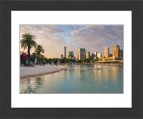 framed-print-of-brisbane-south-bank