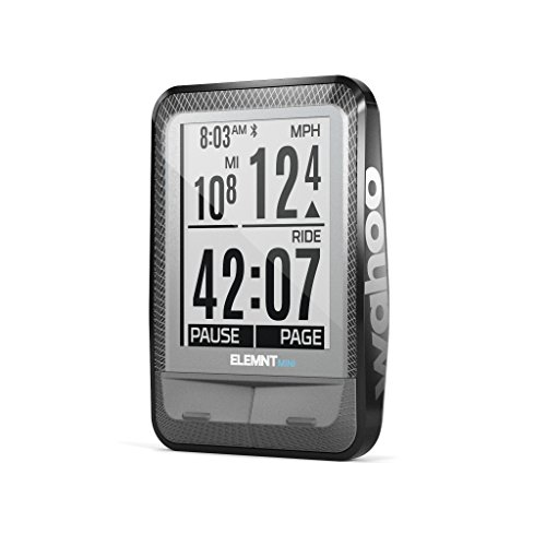 GPS para ciclismo Wahoo Fitness ELEMNT Mini