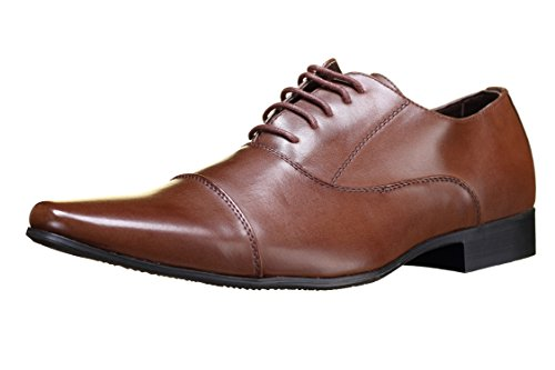 Galax Chaussure Derbie Gh2352 Brown Marron