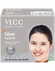 VLCC Natural Sciences Silver Facial Kit, 60 g