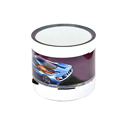 Panasonic Eluga Icon Compatible Bluetooth Multimedia Speaker System with / Pen Drive / SD Card - Capsul speakers by VELL- TECH  available at amazon for Rs.499