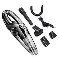 Car Vacuum Cleaner Wireless Car Dry Wet Dual-use Super Suction Vacuum Cleaner Home Handheld Vacuum Cleaner R-6053