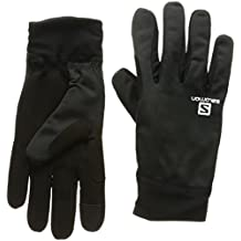 Salomon Discovery Glove W - Guantes para mujer, color negro, talla S