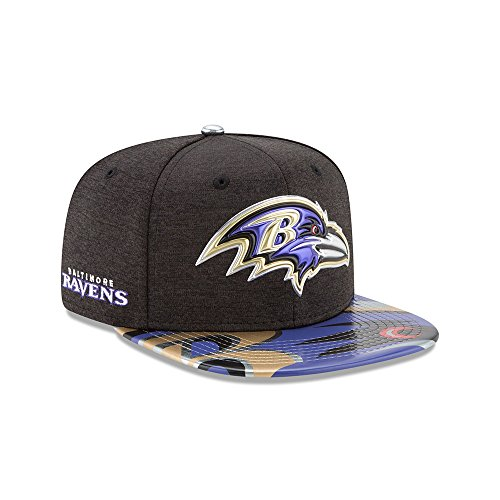 New Era Herren Baseball Cap Nfl 2017 Official On Stage 9fifty Green Bay Packers Black