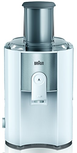Braun J 500 Entsafter Identity Collection, weiß