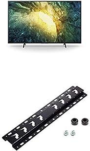 Sony KD-55X7055 Bravia 139 cm (55 Zoll) Fernseher (LED, 4K Ultra HD (UHD), High Dynamic Range (HDR), Smart TV,