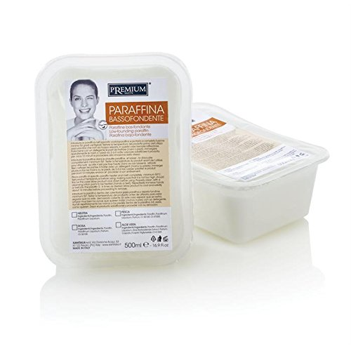 Premium Paraffin Natural 1kg - 2x500ml