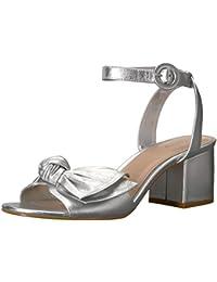 3e2723f06d7 Amazon.co.uk  Silver - Sandals   Women s Shoes  Shoes   Bags