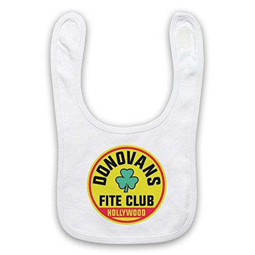 Ray Donovan Donovan's Fite Club Shamrock Baby Latzchen, Weis