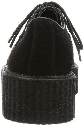 Demonia V-creeper-502s, Baskets Basses homme Noir