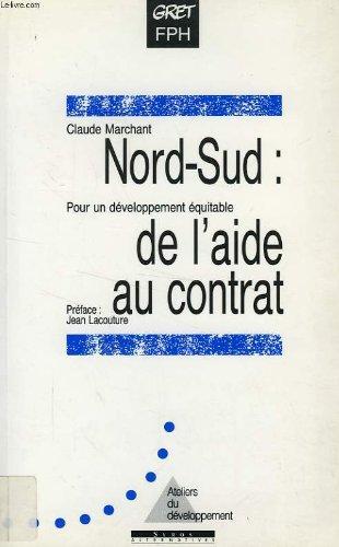 Nord-Sud : de l'aide au contrat