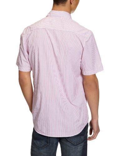 LERROS Herren Freizeithemd 2242761 Violett (dark fuchsia 866)