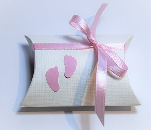 Taufmandeln Gastgeschenke zur Geburt Taufe Mädchen rosa GG0015