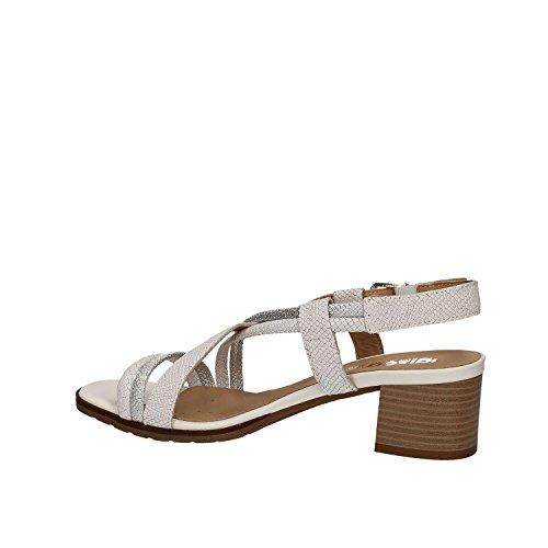 Igi&Co 7839 Sandalo tacco Donna Bianco