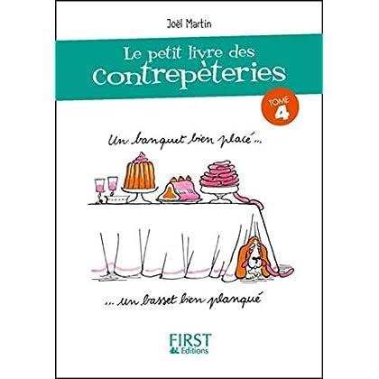 Petit livre de - Contrepèteries T4 (04)