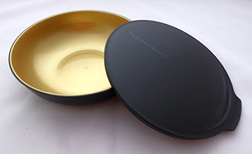tupperware-c153-allegra-schussel-740-ml-in-gold-schwarz