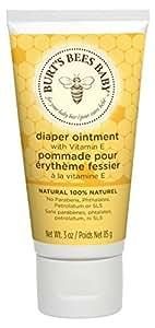 Burt's Bees Baby Bee Diaper Ointment (Baby-Wundsalbe), 1er Pack (1 x 85 g)