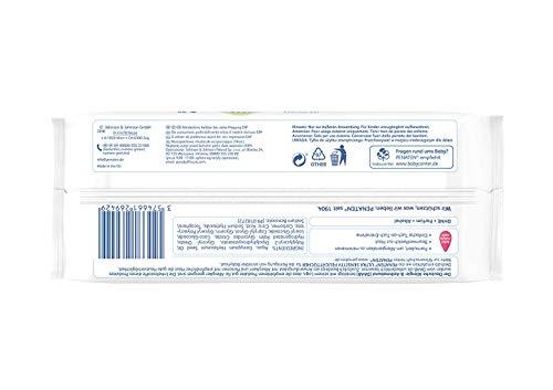 Penaten Ultra Sensitiv Tücher parfümfrei, 12 x 56 Tücher (gesamt 672 Tücher) - 5