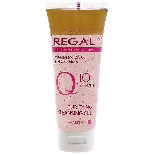Regal Q10 + - Cleansing Gel for Dry and Sensitive Skin