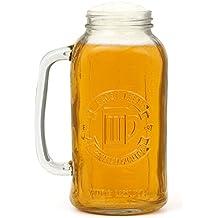 Mixology Bicchiere da Birra Boccale 2 (Vaso Di Vetro Bicchiere)