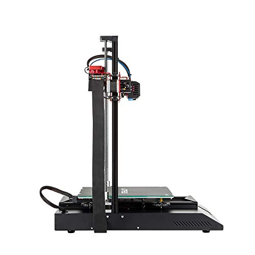 Comgrow Creality CR-10S Pro 3D Printer with Auto-Leveling and Touch Screen, Capricorn PTFE and Bondtech Extruder Gears, Build Size 300mmx300mmx400mm - 2