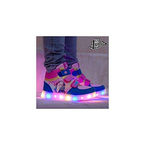 Zapatillas Deportivas con LED Soy Luna