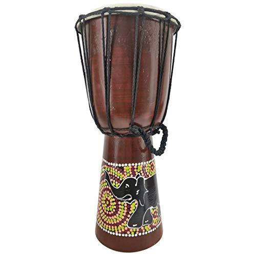 40cm Djembe Trommel Bongo Holz