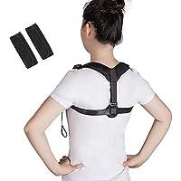 Lifinsky Geradehalter Haltungskorrektur Verstellbare Haltungskorrektur für Männer und Frauen, Schulter Rücken Haltungstrainer für Rücken, Schulter und Nacken Schmerzlinderung