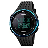 Bozlun Herren Mode Sport Armbanduhr mit Countdown Stoppuhr Kalender Alarm